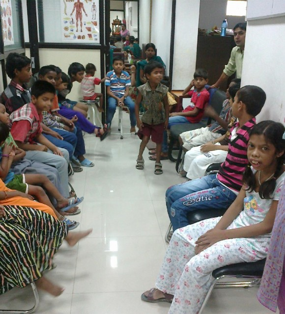 Disability Check-up Camps